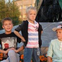 Банда :: Анна Дорофеева