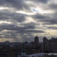 Вид на Киев с колокольни Киево-Печерской Лавры. :: Svetlana
