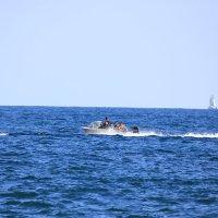 Отдых на море, Крым. Морская прогулка-26. :: Руслан Грицунь