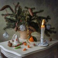 Свет Новогодней свечи :: Ирина Приходько