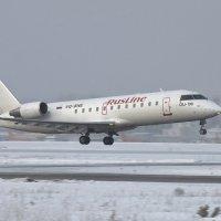 CRJ-100 VQ-BNE :: Наталия Женишек