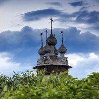 деревянный храм :: ник. петрович земцов
