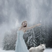 Сказочная зима :: Лаура Версаче