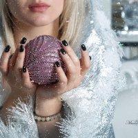 Красота и холод Снежной Королевы :: Марина Щуцких