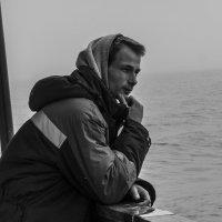 Я во время шторма :: Алексей Горский
