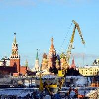 Утренняя Москва :: Владимир Болдырев