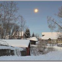 Утро в деревне :: Дмитрий Строганов
