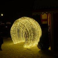 Новогодняя Казань :: Наиля