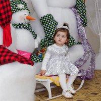 Со снеговиками :: Наталия Сарана