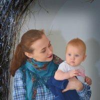 семейный портрет :: Татьяна Карканица