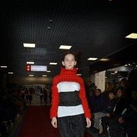 Репортаж показа одежды :: Татьяна Карканица