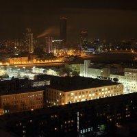 Ночной Екатеринбург :: Виктор Коршунов
