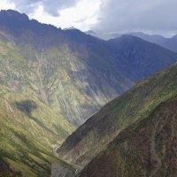 Перевал Туя-Ашу: почти на крыше мира :: GalLinna Ерошенко