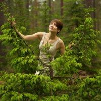 лесная красавица! :: Ирина Смирнова