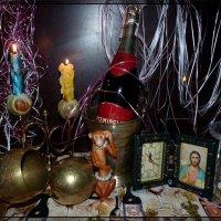 ВСТРЕЧАЯ НОВЫЙ ГОД :: Анатолий Восточный