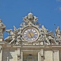 Часы пощади Св. Петра. :: Виталий Селиванов