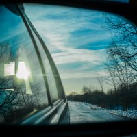 зима в зеркале :: Анна Миронова