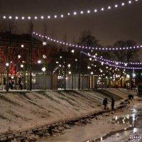 Новогодняя Новая Голландия :: Вера Моисеева
