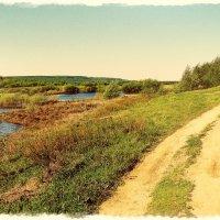 За промзоной... :: Андрей Головкин