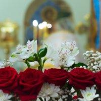 Украшение церкви. :: Олег Шишков