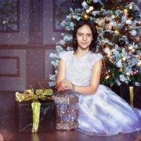 Новогодняя сказка для Наташи :: Фотохудожник Наталья Смирнова