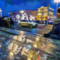 Пусть уходит старый год, нам его не жалко :: Ирина Данилова