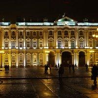 Наш Зимний дворец/Эрмитаж... :: Sergey Gordoff