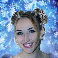зима :: Oksana Verkhoglyad