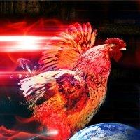 Явление Огненного Петуха :: Кай-8 (Ярослав) Забелин