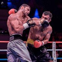 Бокс :: Александр Колесников