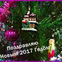 Новый Год :: Татьяна Евдокимова