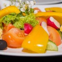 Зимний салат :: Ирина Холодная