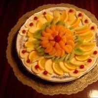 Новогоднее фруктовое ассорти :: Нина Корешкова