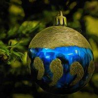 Новогодний вечный символ.... :: Tatiana Markova