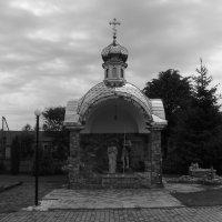 Каплица  в  Одаях :: Андрей  Васильевич Коляскин