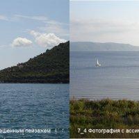 7_4 Фотографии с гармонически уравновешенным и с ассиметричным пейзажем :: Алексей Епанешников