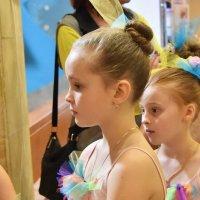 Юные танцовщицы :: Светлана Яковлева