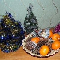 Украшение к Новому году . :: Мила Бовкун