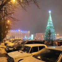 Харьков новогодний :: Наталья Тимошенко