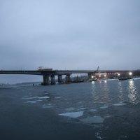 Ворошиловский мост. :: Андрей Баканов