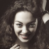 Портрет студийный простой. Portrait studio simple. :: krivitskiy Кривицкий