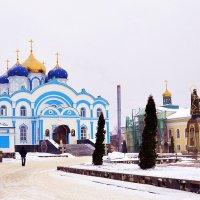 Задонск. В монастыре. :: Владимир Болдырев