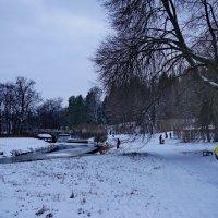 еще когда был снег..... :: Валентина Папилова
