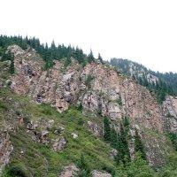 Григорьевское ущелье в Киргизии :: GalLinna Ерошенко
