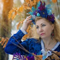 В лесу зимой :: Сергей