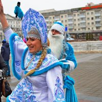 Кто за 32-е декабря? ! :: Vladimir Semenchukov