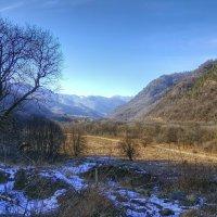 Утро в горах. :: Игорь Карпенко