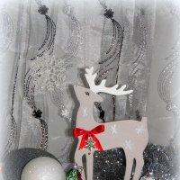 Рождественский олень. :: nadyasilyuk Вознюк