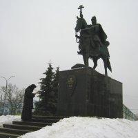 Монахиня и Царь. :: Борис Митрохин