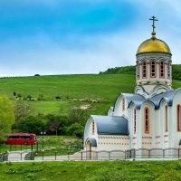 Варваринская церковь :: Алексей Лейба